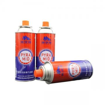 190gr for camping stove China wholesales camping gas bottles