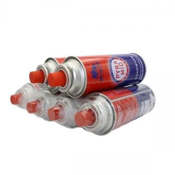 Camping Refill butane gas cartridge canister can cylinder