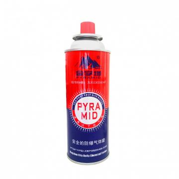 purified Butane lighter gas Power Butane Fuel Canister